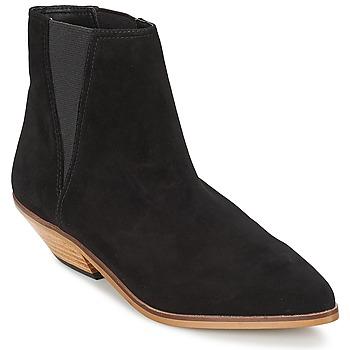 Παπούτσια Γυναίκα Μπότες Shellys London CHAN Black