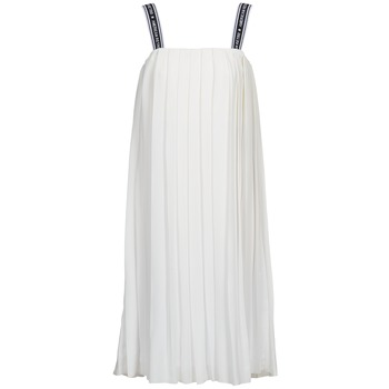 Υφασμάτινα Γυναίκα Μακριά Φορέματα American Retro VERO LONG Άσπρο