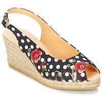 Παπούτσια Γυναίκα Σανδάλια / Πέδιλα Desigual LALAINA Black
