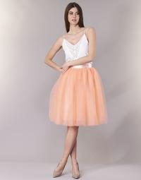Υφασμάτινα Γυναίκα Φούστες Betty London I-LOVA Ροζ