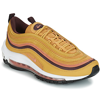 Παπούτσια Γυναίκα Χαμηλά Sneakers Nike AIR MAX 97 W Yellow