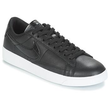 Παπούτσια Γυναίκα Χαμηλά Sneakers Nike BLAZER LOW ESSENTIAL W Black