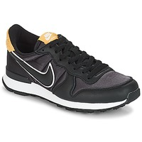 Παπούτσια Γυναίκα Χαμηλά Sneakers Nike INTERNATIONALIST HEAT Black / Gold