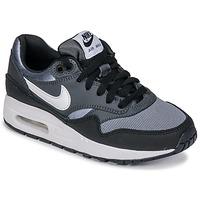 Παπούτσια Αγόρι Χαμηλά Sneakers Nike AIR MAX 1 GRADE SCHOOL Black / Grey