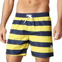 Υφασμάτινα Άνδρας Μαγιώ / shorts για την παραλία Diesel 00SV9U-0HAQP-21I Multicolour