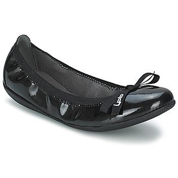 Παπούτσια Γυναίκα Μπαλαρίνες Les P'tites Bombes ELLA VERNIS Black