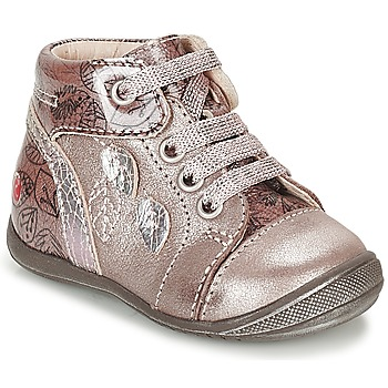 Παπούτσια Κορίτσι Ψηλά Sneakers GBB ROSEMARIE Ροζ