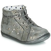 Παπούτσια Κορίτσι Ψηλά Sneakers Catimini FANETTE Grey