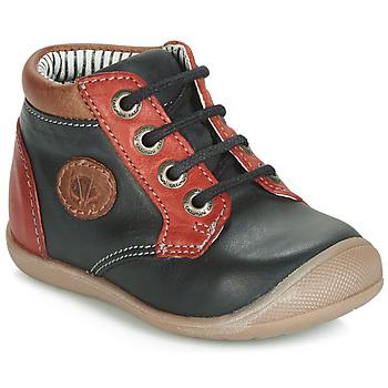 Παπούτσια Αγόρι Ψηλά Sneakers Catimini RAYMOND Black / Red