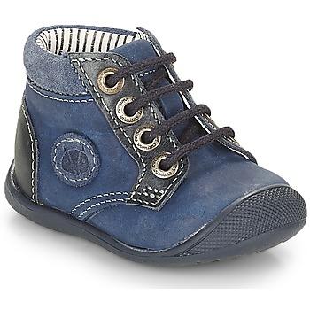 Παπούτσια Αγόρι Ψηλά Sneakers Catimini RAYMOND Μπλέ