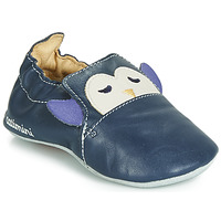 Παπούτσια Αγόρι Σοσονάκια μωρού Catimini PINGOU Marine / Ecru
