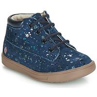 Παπούτσια Κορίτσι Ψηλά Sneakers GBB NINON Marine