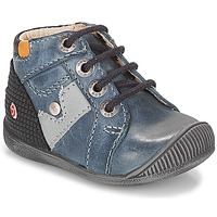 Παπούτσια Αγόρι Ψηλά Sneakers GBB REGIS Marine