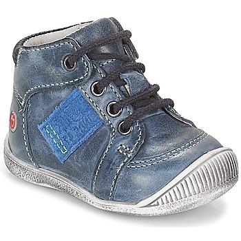 Παπούτσια Αγόρι Ψηλά Sneakers GBB RACINE Marine