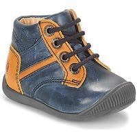 Παπούτσια Αγόρι Ψηλά Sneakers GBB RATON Marine