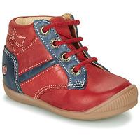 Παπούτσια Αγόρι Ψηλά Sneakers GBB RATON Vte / Brique-ΜΠΛΕ / Dpf / Raiza