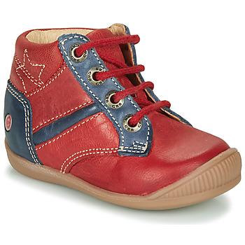 Παπούτσια Αγόρι Ψηλά Sneakers GBB RATON Red