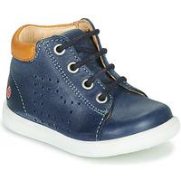 Παπούτσια Αγόρι Ψηλά Sneakers GBB NERISSON Vte / Marine / Dpf / Messi
