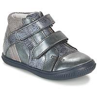 Παπούτσια Κορίτσι Ψηλά Sneakers GBB ROXANE Μπλέ / Grey