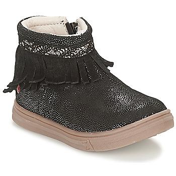 Παπούτσια Κορίτσι Μπότες GBB NEFFLE Black / Disco