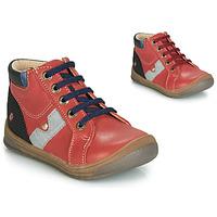 Παπούτσια Αγόρι Ψηλά Sneakers GBB RENOLD Red