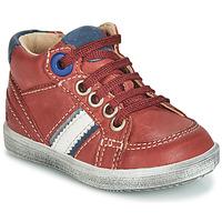 Παπούτσια Αγόρι Χαμηλά Sneakers GBB ANGELITO Vte / Brique / Dpf / 2367