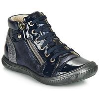 Παπούτσια Κορίτσι Ψηλά Sneakers GBB RACHIDA Marine