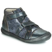 Παπούτσια Κορίτσι Ψηλά Sneakers GBB RADEGONDE Μπλέ