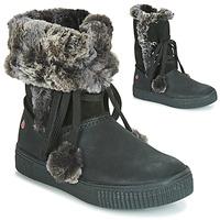 Παπούτσια Κορίτσι Μπότες για την πόλη GBB NOUSTIK Vte / Black / Dpf / Ester