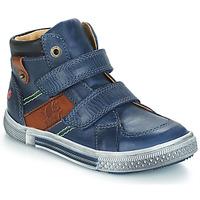 Παπούτσια Αγόρι Μπότες GBB RENDALL Μπλέ / Brown