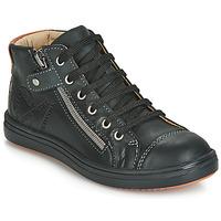 Παπούτσια Αγόρι Ψηλά Sneakers GBB NICO Vte / Black / Dpf / 2835