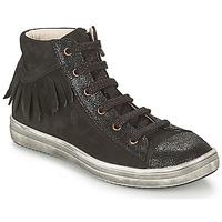 Παπούτσια Κορίτσι Ψηλά Sneakers GBB FRANCESCA Black