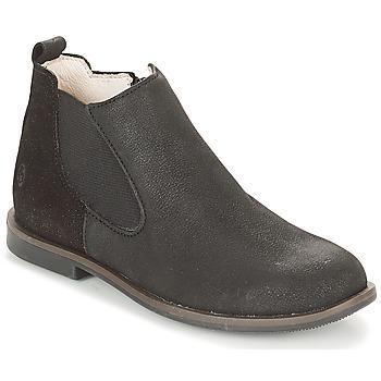 Παπούτσια Κορίτσι Μπότες GBB NAKOVO Black