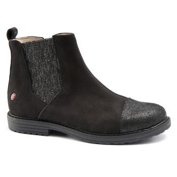 Παπούτσια Κορίτσι Μπότες GBB LEONTINA Nuc / Black / Dpf / Emma