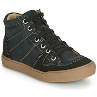 Παπούτσια Αγόρι Ψηλά Sneakers GBB NEMOON Black