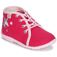 Παπούτσια Κορίτσι Παντόφλες GBB FEE ARC EN CIEL Ροζ