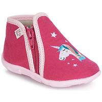 Παπούτσια Κορίτσι Παντόφλες GBB FEE STELLA Ttx / Raspberry / Dtx / Amis