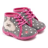 Παπούτσια Κορίτσι Παντόφλες GBB BUBBLE Ttx / Γκρι-ροζ / Dtx / Amis