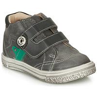 Παπούτσια Αγόρι Ψηλά Sneakers Catimini BICHOU Nus / Grey / Dpf /  times
