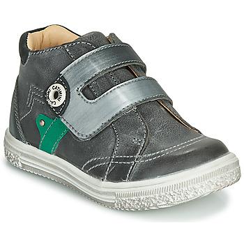 Παπούτσια Αγόρι Ψηλά Sneakers Catimini BICHOU Grey