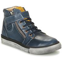 Παπούτσια Αγόρι Ψηλά Sneakers Catimini TOBBY Marine