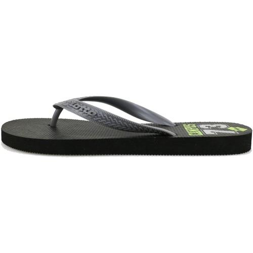 Παπούτσια Άνδρας Σαγιονάρες Lotto Σανδάλια AG139 Γκρί