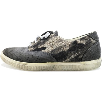 Xαμηλά Sneakers Beverly Hills Polo Club POLO sneakers grigio tela camoscio AG168