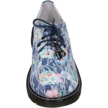 Παπούτσια Κορίτσι Derby & Richelieu Enrico Coveri Κλασσικός AG247 Μπλε
