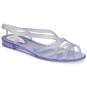 Παπούτσια Γυναίκα Σανδάλια / Πέδιλα Lemon Jelly MINT άσπρο