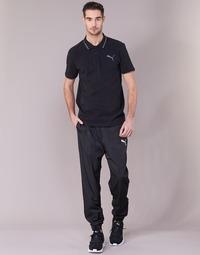 Υφασμάτινα Άνδρας Φόρμες Puma ACTIVE WOVEN PANT Black