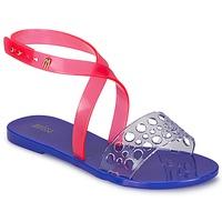 Παπούτσια Γυναίκα Σανδάλια / Πέδιλα Melissa TASTY μπλέ / ροζ