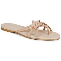 Παπούτσια Γυναίκα Σαγιονάρες See by Chloé SB24120 Beige / Nude
