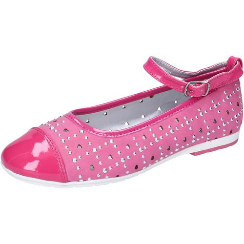 Παπούτσια Κορίτσι Μπαλαρίνες Didiblu ΠΑΠΟΥΤΣΙΑ ΜΠΑΛΕΤΟΥ AG486 Βιολέτα