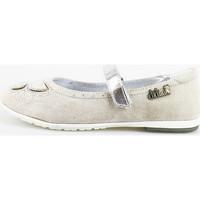 Παπούτσια Κορίτσι Μπαλαρίνες Didiblu ballerine grigio camoscio AG489 Grigio